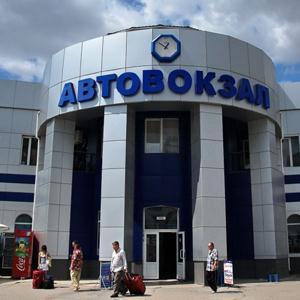 Автовокзалы Осинников
