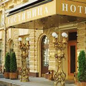 Гостиницы Осинников