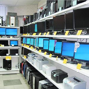 Компьютерные магазины Осинников