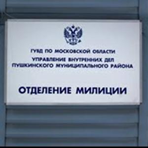 Отделения полиции Осинников