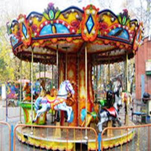 Парки культуры и отдыха Осинников