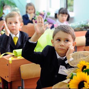 Школы Осинников