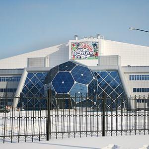 Спортивные комплексы Осинников