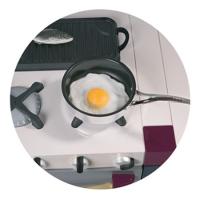 Бильярдный клуб бар Кураж - иконка «кухня» в Осинниках
